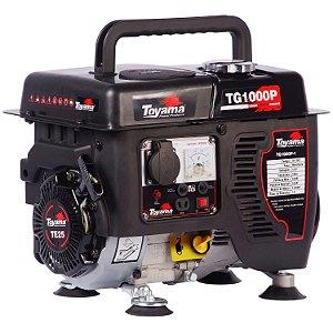 Gerador De Energia A Gasolina 900w 127v Tg1000p - Toyama