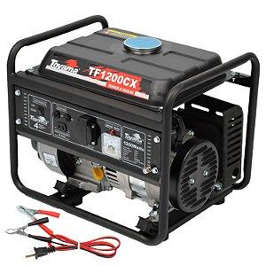 Gerador De Energia A Gasolina 1200w 127v Tf1200cx - Toyama