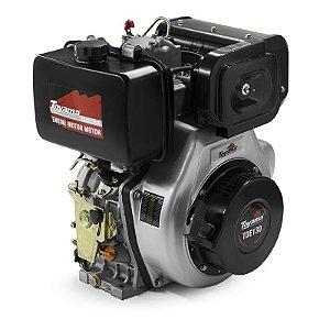 Motor A Diesel 12 Hp Tde130e Partida Elétrica - Toyama