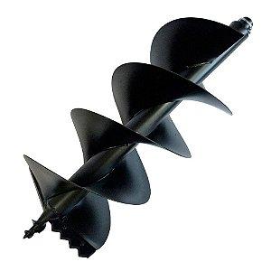Broca Para Perfurador De Solo 200mm Dupla 1501-016 - Toyama