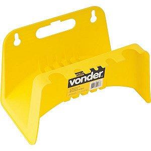 Suporte Para Mangueira Amarelo - Vonder