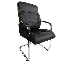Cadeira Interlocutor Platinum Pel-8028v Pelegrin