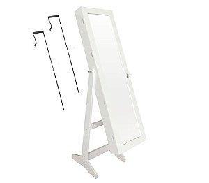 Espelho Armário Porta Jóias W6003 - Pelegrin