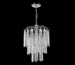 Lustre Brilliant Pel-005 Adornos Cristal - Pelegrin