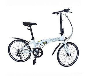 Bike Trinx Dobrável 7v - Pelegrin