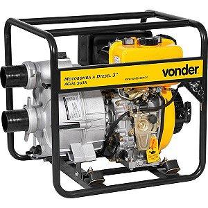 Motobomba A Diesel 3 Água Suja Vonder