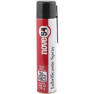 Lubrificante Em Spray 300ml/180g Nove54