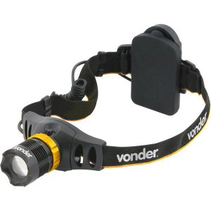 Lanterna Para Cabeça Superled Cree Llv 55 Vonder