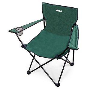 Cadeira Camping Com Apoio Braco Kala
