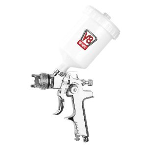 Pistola De Pintura Hvlp8 Plus V8 Brasil
