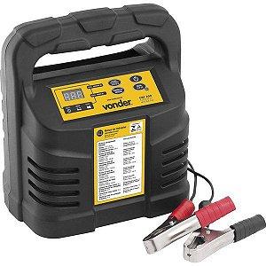 Carregador Inteligente De Bateria Cib 200 Vonder