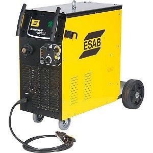 Máquina Para Solda Mig/mag Smashweld 450 Esab