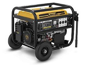 Gerador A Gasolina 7500w 127v/220v Monofasico Tekna