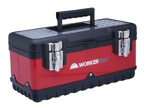 """Caixa metálica para Ferramentas 15"""" Worker"""