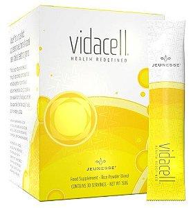VIDACELL® é um blend exclusivo de farinha de arroz feito a partir de grânulos finos de arroz (arroz marrom, arroz aromatizado, arroz de grão curto)