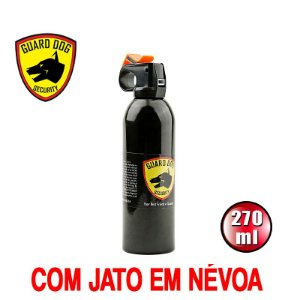 .SPRAY DE PIMENTA GUARD DOG