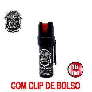 .SPRAY DE PIMENTA POLICE MAGNUM