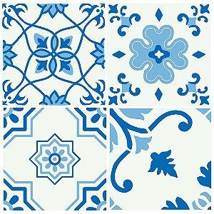 Adesivo de azulejo sample misto