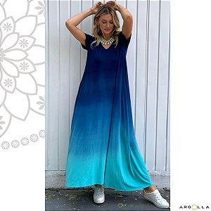Vestido Degradê Maldivas