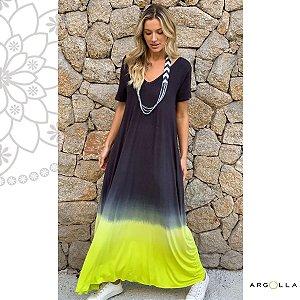 Vestido Degradê Capri