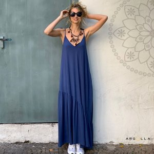 Vestido IBIZA / BLUE JEANS
