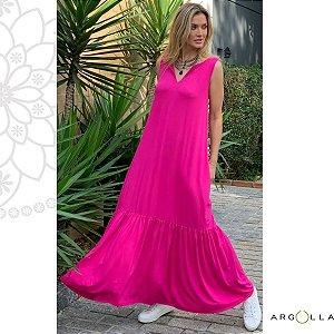 Vestido Comfy Cayman - Pink