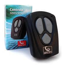 Controle Remoto Portão Eletronico Garen 433mhz