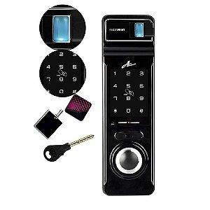 Fechadura Biométrica Milre Bio D Tech 7800