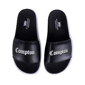 Chinelo Slide Chronic Compton