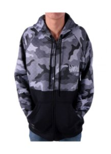 Moletom Chronic Camo Gray