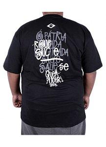Camiseta Chronic Big Pátria Roubada