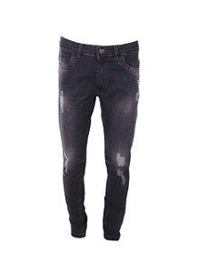 Calça Chronic Jeans Marina Black