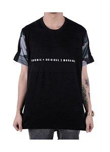Camiseta Chronic Fuck Haters - Preta