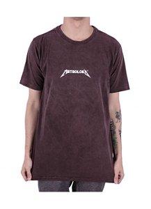 Camiseta Chronic MeteOLoko - Marrom