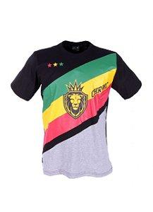 Camiseta Chronic Leão de Faixa