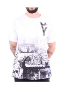 Camiseta Chronic Grafitte Real