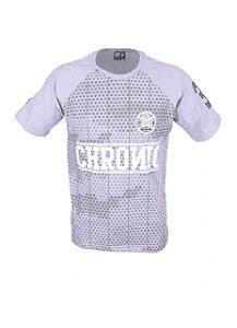 Camiseta Chronic Listras Camufladas