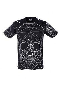 Camiseta Chronic Skull Spider