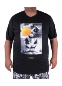 Camiseta Chronic Big Bola Gato - Ball Cat