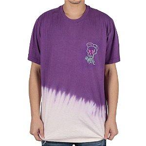 Camiseta Chronic Tie Dye Caveira