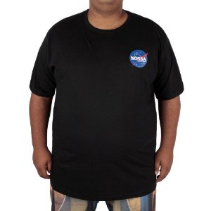 Camiseta Chronic Big Nossa que Brisa - Nasa