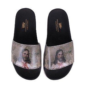 Chinelo Slide Chronic Jesus