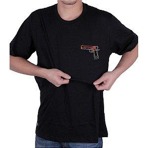 Camiseta Chronic Pistola - Arma
