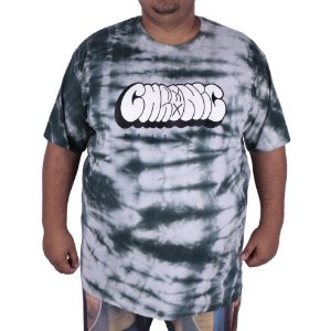 Camiseta Chronic Big Tag Tye Dye