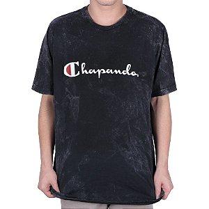Camiseta Chronic Chapando Tye Dye