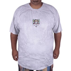 Camiseta Chronic Big Vai Na Fé