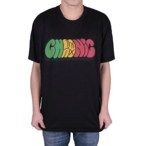 Camiseta Chronic Logo Reggae