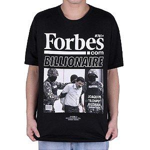 Camiseta Chronic Forbes El Chapo