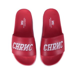 Chinelo Slide Chronic Vermelho II