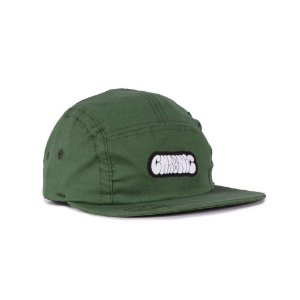 Boné Chronic Five Panel Tag - Verde